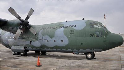 FAB2470 - Lockheed C-130H Hercules - Brazil - Air Force