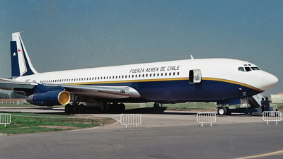 901 - Boeing 707-321B - Chile - Air Force