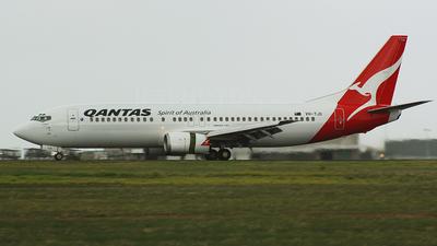 VH-TJO - Boeing 737-476 - Qantas