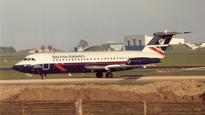 G-AWBL - British Aircraft Corporation BAC 1-11 Series 416EK - British Airways (Maersk Air)