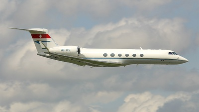 HB-IVL - Gulfstream G-V - Jet Aviation Business Jets