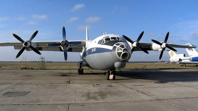 T9-KAD - Antonov An-12BP - Untitled