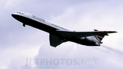 G-AWZS - Hawker Siddeley HS-121 Trident 3 - British Airways