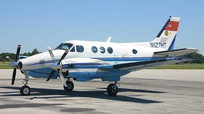 N127HT - Beechcraft A90 King Air - Spartan College of Aeronautics