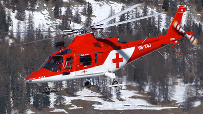 HB-XWJ - Agusta A109K2 - REGA - Swiss Air Ambulance
