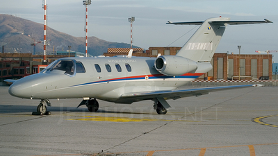 T9-SMS - Cessna 525 CitationJet 1 Plus - Bosnia - Government