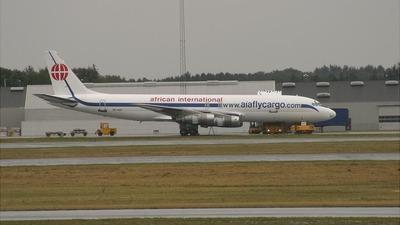 3D-ADV - Douglas DC-8-54(F) - African International Airways