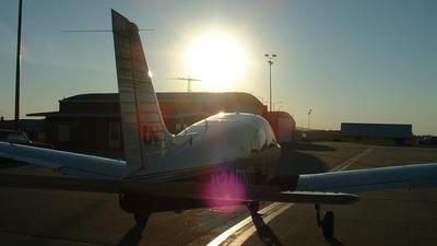 N240ND - Piper PA-28-161 Warrior III - University of North Dakota