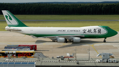 B-2439 - Boeing 747-4EVERF - Jade Cargo International