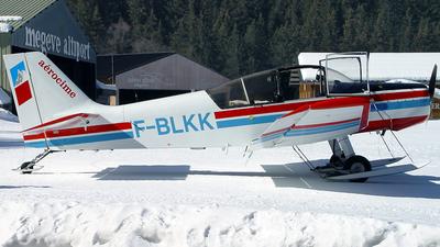 A picture of FBLKK - Jodel D140 - [] - © Jacques Lienard