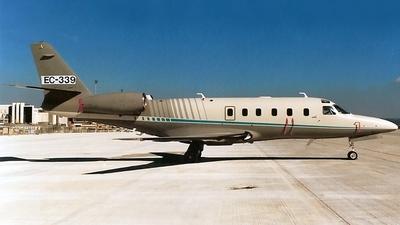 EC-339 - IAI 1125 Astra SP - Private