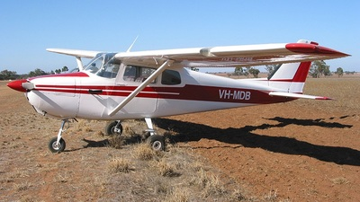 A picture of VHMDB - Cessna 172A Skyhawk - [47683] - © Matthew Millsom