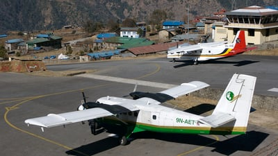 9N-AET - De Havilland Canada DHC-6-300 Twin Otter - Yeti Airlines