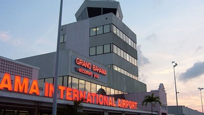 MYGF - Airport - Terminal