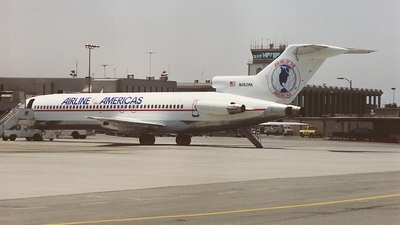 N352PA - Boeing 727-225(Adv) - Airline of the Americas