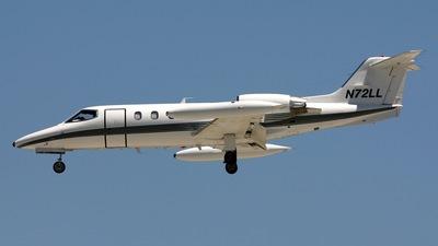 N72LL - Bombardier Learjet 35A - Jet Management