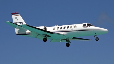 N573AB - Cessna 560 Citation Ultra - Private