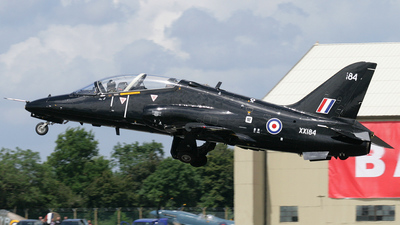 XX184 - British Aerospace Hawk T.1A - United Kingdom - Royal Navy