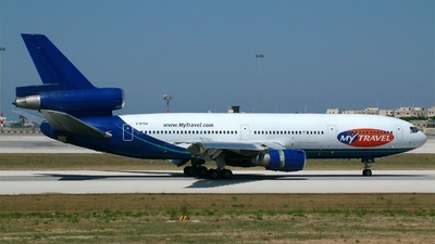 G-BYDA - McDonnell Douglas DC-10-30 - MyTravel Airways