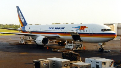 N768TA - Boeing 767-33A(ER) - TACA International Airlines