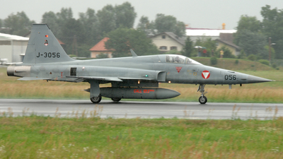 J-3056 - Northrop F-5E Tiger II - Austria - Air Force