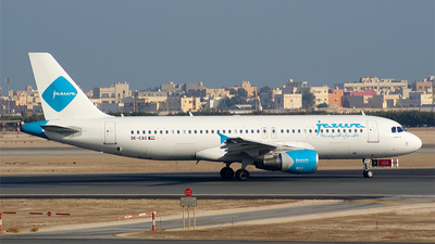 9K-CAG - Airbus A320-214 - Jazeera Airways