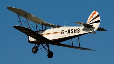 A picture of GASHS - Stampe SV4C - [265] - © Phil Arrowsmith