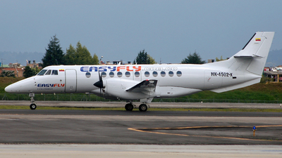 HK-4502-X - British Aerospace Jetstream 41 - EasyFly