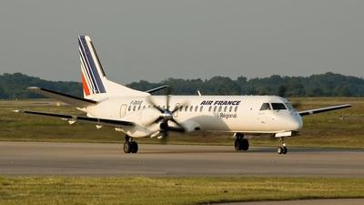 F-GMVE - Saab 2000 - Air France (Régional Compagnie Aerienne)