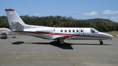 A picture of VHEMO - Cessna S550 Citation II - [S5500063] - © Planet Aircraft