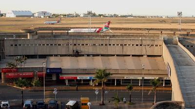 HKJK - Airport - Terminal