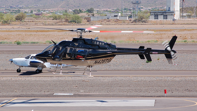 A picture of N428TG - Bell 407 - [53884] - © Nick Michaud