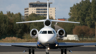 OO-NAD - Dassault Falcon 7X - Flying Group