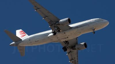 I-EEZD - Airbus A320-214 - Eurofly