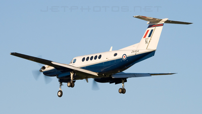 ZK454 - Beechcraft B200 Super King Air - United Kingdom - Royal Air Force (RAF)
