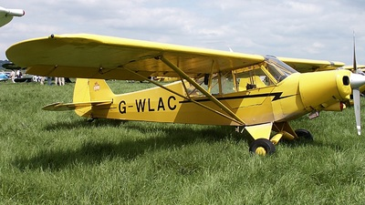 A picture of GWLAC - Piper PA18150 Super Cub - [188899] - © Paul Chandler