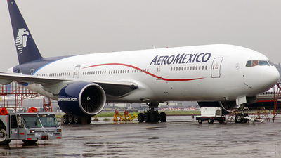 N181LF - Boeing 777-2Q8(ER) - Aeroméxico