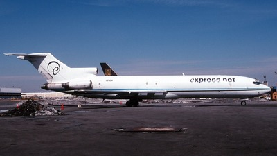 N793A - Boeing 727-227(Adv)(F) - Express.net Airlines