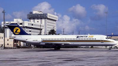 N8938E - McDonnell Douglas DC-9-31 - Zenith Air