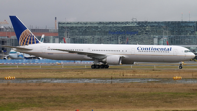 N66051 - Boeing 767-424(ER) - Continental Airlines