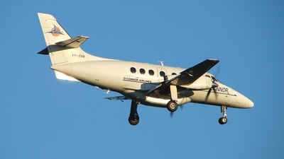 VH-OAB - British Aerospace Jetstream 32EP - O'Connor Airlines