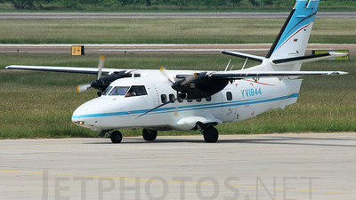 YV1844 - Let L-410UVP Turbolet - Private