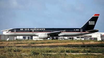 N605AU - Boeing 757-225 - US Airways