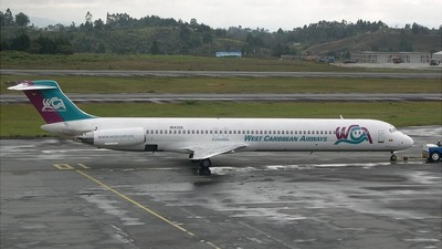 HK-4305 - McDonnell Douglas MD-82 - West Caribbean Airways