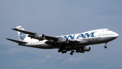 N9670 - Boeing 747-123 - Pan Am