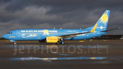 D-AHFZ - Boeing 737-8K5 - TUIfly