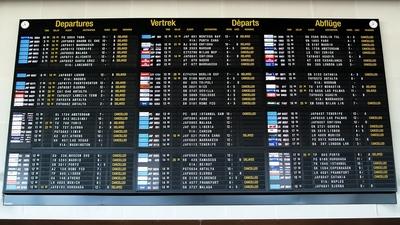 EBBR - Airport - Terminal