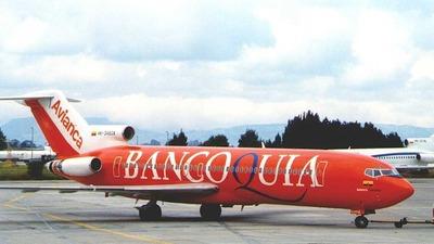 HK-3480X - Boeing 727-2H3(Adv) - Avianca
