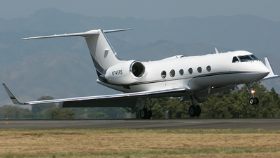 N745RS - Gulfstream G-IV - Private