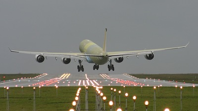 F-WWTX - Airbus A340-541 - Airbus Industrie